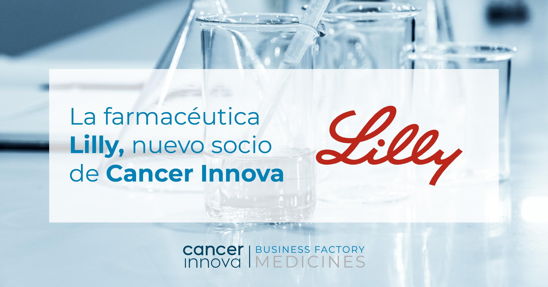 lilly se suma a cancer innova